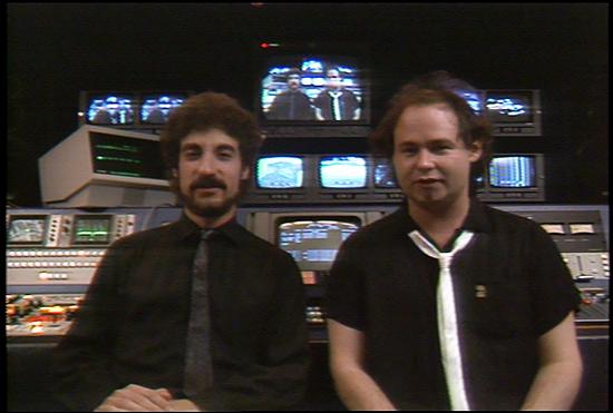 John Sanborn and Dean Winkler
